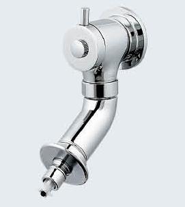 カクダイ洗濯機用水栓(ストッパー付き)【寒冷地用】721-608K-13