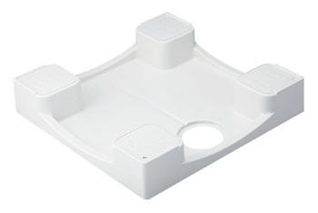 カクダイ洗濯機用防水パン426-411-W