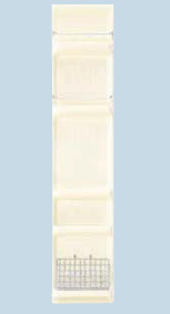 INAX(イナックス) 浴室収納棚 YR-316/L11