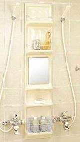 INAX(イナックス) 浴室収納棚 YR-316G/L11