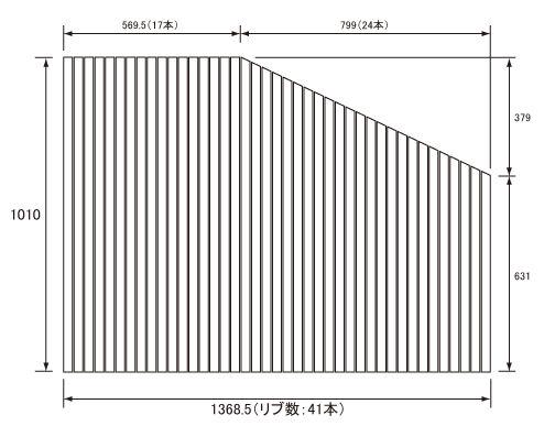 【送料無料】Panasonic(パナソニック) 風呂フタ 巻きフタ RL91041RC