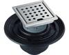 INAX(イナックス)トラップ付排水ユニット(目皿、施行枠付)防水層タイプPBF-TM4-15TB