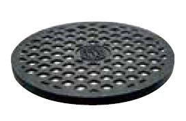 積水化学工業株式会社(セキスイ)鋳鉄製フタ鋳鉄格子350型(耐圧)×3枚【車乗可能】MF35KUT-SET