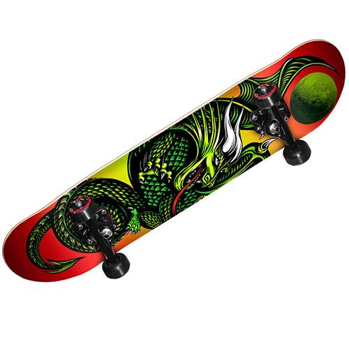 卸売 【パウエル 子供用 コンプリートセット】Powell Golden Dragon 7.5x28.65●KIDS KNIGHT DRAGON2 Complete Skateboard キャバレロ Mini 7.5x28.65●KIDS キッズ 子供用 CABALLERO キャバレロ, ハタダ栗タルト:9e460a4e --- dpedrov.com.pt