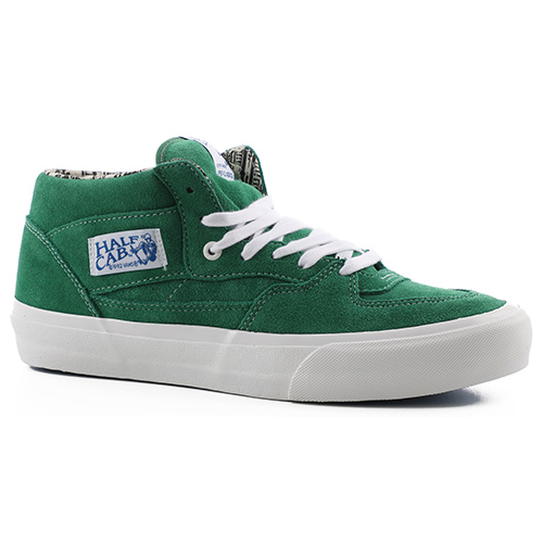 【バンズ シューズ】VANS Shoes HALF CAB PRO RAY BARBEE OG EMERALD●ハーフキャブプロ/スニーカー スケシュー レイ バービー VN0A38CPU1R
