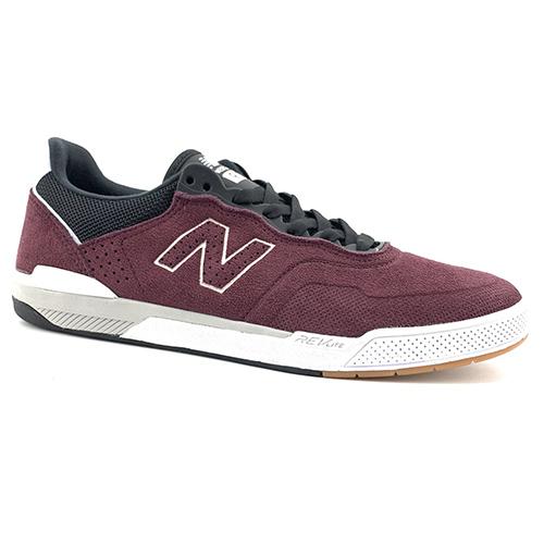 【ニューバランス シューズ】NewBalance Shoes Numeric NM913OBG BURGUNDY/WHITE ヌメリック バーガンディー/ホワイト
