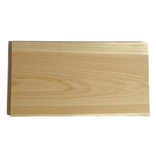 国産「吉野桧」の一枚板 専門店の大きいひのきまな板 500×270×30mm