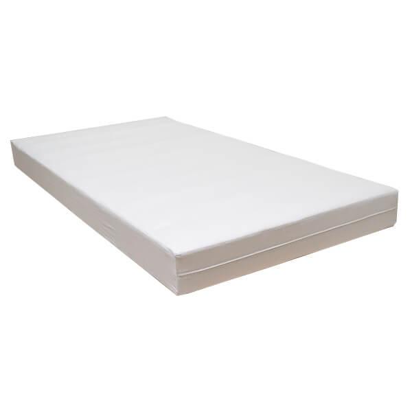 [マットサイズカット可能]コンフォートハードベッドマット厚み16cm キャメルクッション有 ダブル幅140cm以下