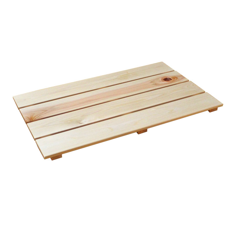 押入れ クローゼット 物置に最適 収納スペースが広がる薄型すのこ すのこ 60cm×36.4cm 高さ2cm 国産 ひのき 板幅85mm fl60-4 押し入れ スノコ 押入れすのこ 桧 紀州ひのきや 檜すのこ 信用 ヒノキ 木製スノコ 押入れ用 木製 登場大人気アイテム 檜 押し入れすのこ