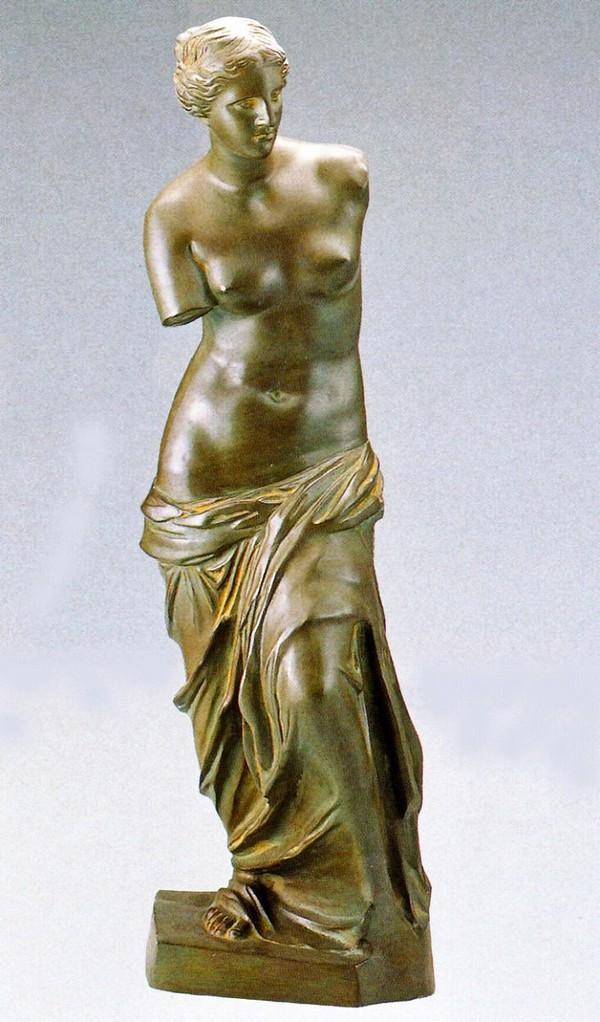 ミロのヴィーナス 大型ブロンズ像/ミロのヴィーナス 70号 高岡銅器/送料無料