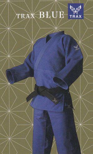 【TMD】TRAX BLUE 東洋マーシャルアーツデイストリビューション