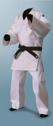 全柔連規格  背継柔道衣 上下セット 標準体 J950
