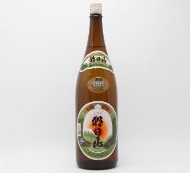朝日山 百寿盃 普通酒(新潟)     1.8L