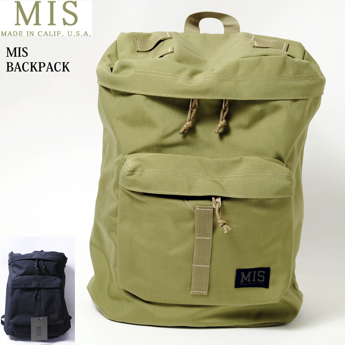 MIS エムアイエス BACKPACK MIS-1005