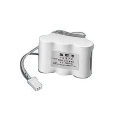 【パナソニック電工】誘導灯・交換電池(バッテリー)6V 3000mAh FK851