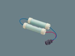 【パナソニック電工】誘導灯・交換電池(バッテリー)4.8V 3000mAh FK843
