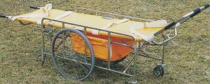 レスキューカー(折りたたみ式救護車) B-6001