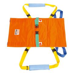 【入浴担架】ワンタッチ式ベルトタンカ ベルカ(別袋付き) HB-90