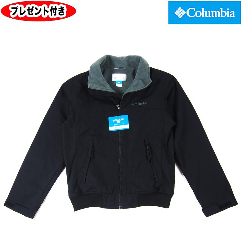 Columbia コロンビア COLUMBIA PM3754 LOMA VISTA STAND NECK JACKET ロマビスタ スタンドネック ジャケット レイン ジャケット 黒 ブラック BLACK アウトドアウェア カジュアル 大きいサイズ アウター 防寒 ナイロンジャケット Men's