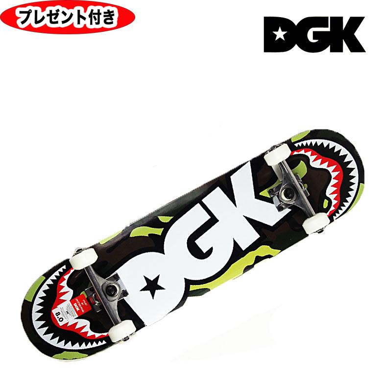 DGK ディージーケー PILOT COMPLETE 25%OFF DECK Skateboard コンプリート スケボーデッキ スケートボード コンプリートモデル コンプリートデッキ ストアー デッキ 初心者 スケボー 送料無料