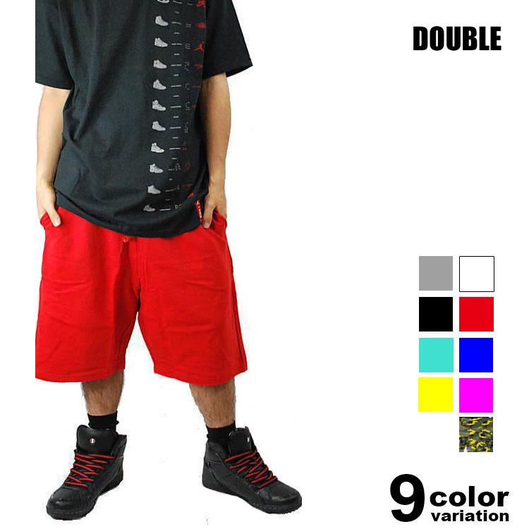Decashorts / size: DOUBLE (double) sweat shorts (8 colors)