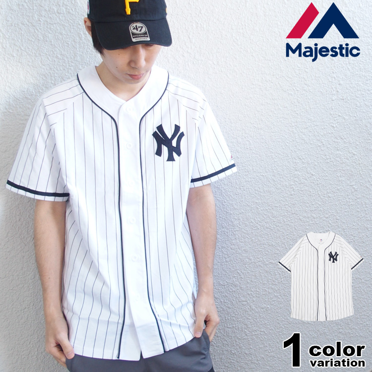 new product 0bd0b 54395 The majestic athletic arena baseball shirt New York Yankees (majestic t  shirt MM21-NY-9S07 New York Yankees)