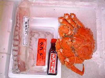 ボイルタラバガニオス-1.3kg たこ刺身‐500g たこしゃぶセット-500g 「送料込み」冷しゃぶ 海鮮鍋 たこ料理 」お花見 母の日 父の日 お中元 お歳暮 ギフト