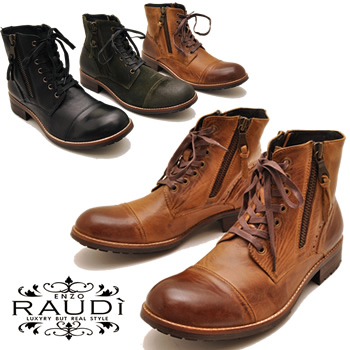 hips-s | Rakuten Global Market: Genuine leather mens Tucker boots ...