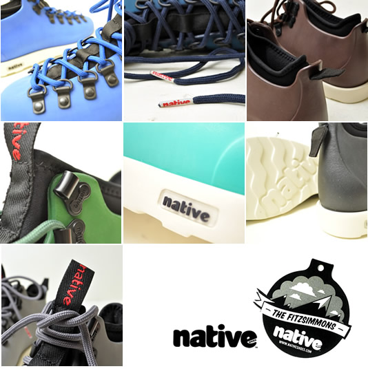 Native Native ★ THE FITZSIMMONS Fitzsimons Mountain boots ladies boots bootee