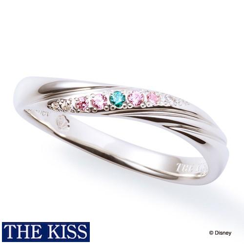 ディズニー アリエル リング・指輪 リトルマーメイド ディズニープリンセス アクセサリー THE KISS ザキス ザキッス プレゼント 20代 30代 彼女 誕生日 記念日 DI-SR2404CB