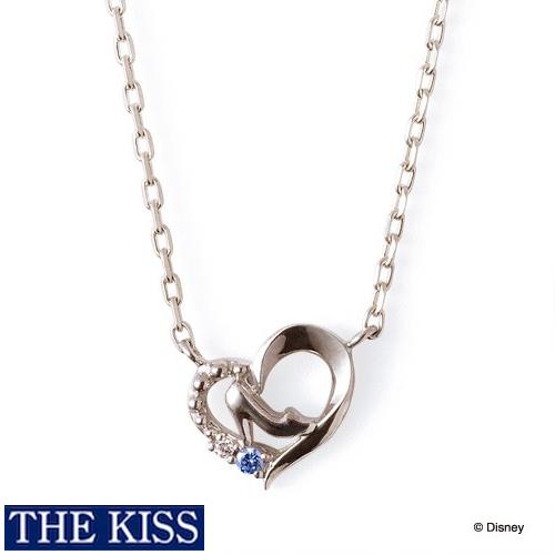 シンデレラ ネックレス ガラスの靴 ディズニー プリンセス アクセサリー Disney THE KISS ザキス ザキッス プレゼント 20代 30代 彼女 誕生日 記念日 DI-SN1813CB