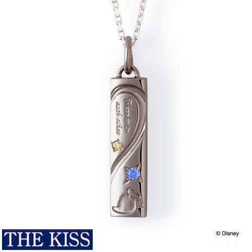 ディズニー ドナルド ネックレス ドナルド グッズ メンズ アクセサリー THE KISS ザキス ザキッス プレゼント 20代 30代 彼氏 男性 誕生日 記念日 DI-SN1808CB