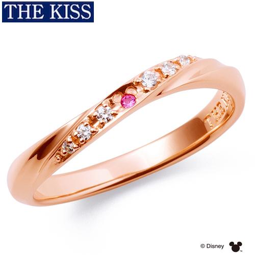 ディズニーリング 指輪 グッズ 隠れミッキー ミッキーマウス レディース 単品 アクセサリー THE KISS ザキス ザキッス プレゼント 20代 30代 彼女 女性 誕生日 記念日 DI-SR1821PSP