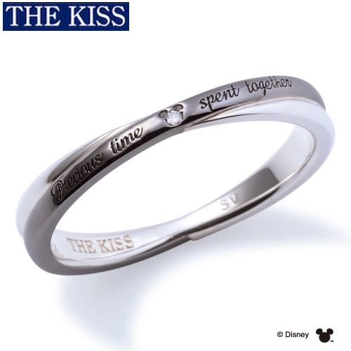 ディズニーリング 指輪 グッズ 隠れミッキー ミッキーマウス メンズ 単品 アクセサリー THE KISS ザキス ザキッス プレゼント 20代 30代 男性 彼氏 誕生日 記念日 DI-SR6009DM