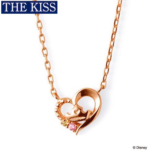 ディズニー プリンセス オーロラ姫 眠れる森の美女 ネックレス Disney THE KISS ザキッス ザキス シルバー ネックレス グッズ レディース 20代 30代 彼女 人気 ブランド 誕生日 記念日 DI-SN1814CB