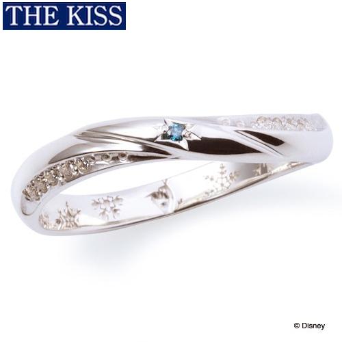 ディズニー アナ雪 リング・指輪 アナと雪の女王 ディズニープリンセス アクセサリー THE KISS ザキス ザキッス プレゼント グッズ 20代 30代 彼女 誕生日 記念日 DI-SR6014BDM