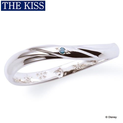 ディズニー アナ雪 リング・指輪 アナと雪の女王 ディズニープリンセス アクセサリー THE KISS ザキス ザキッス プレゼント グッズ 20代 30代 彼氏 誕生日 記念日 DI-SR6015BDM