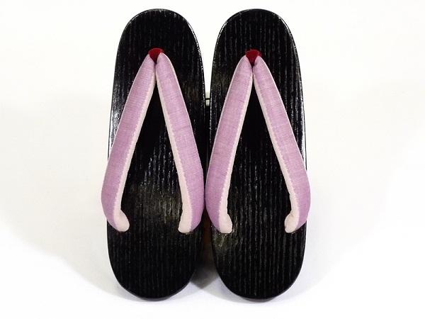 Hurt easy to wear! Black cover idle No.03 kimono footwear maker Hirai original-wholesale 10P25Sep13 ★