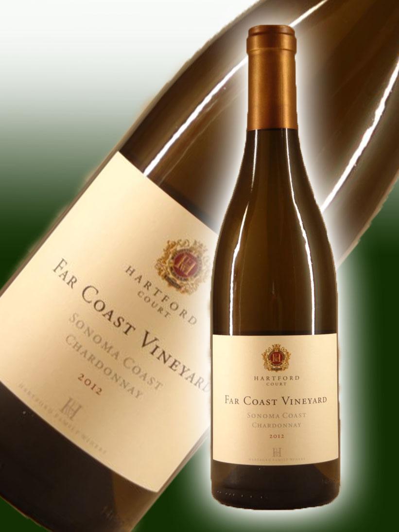 ハートフォード・ファミリー・ワイナリー ハートフォード・コート・ファー・コースト・ヴィンヤード・シャルドネ [2012]【750ml】Hartford Family Winery Hartford Court Far Coast Vineyard Chardonnay