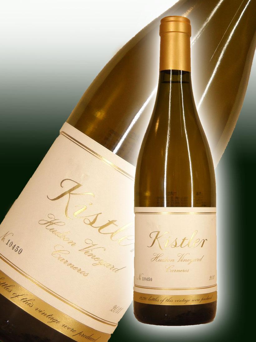 キスラー・ヴィンヤーズ シャルドネ・ハドソン・ヴィンヤード[2011]【750ml】Kistler Vineyards Chardonnay Hudson Vineyard