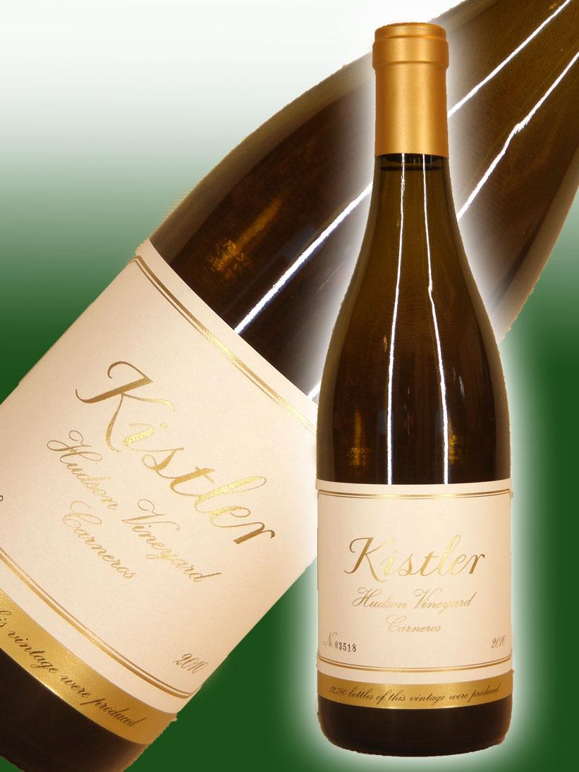 キスラー・ヴィンヤーズ シャルドネ・ハドソン・ヴィンヤード[2010]【750ml】Kistler Vineyards Chardonnay Hudson Vineyard