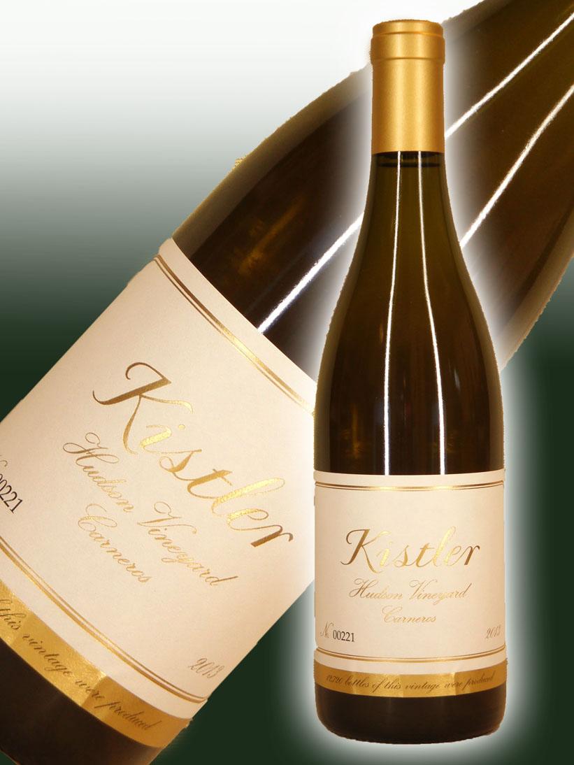 キスラー・ヴィンヤーズ シャルドネ・ハドソン・ヴィンヤード[2013]【750ml】Kistler Vineyards Chardonnay Hudson Vineyard