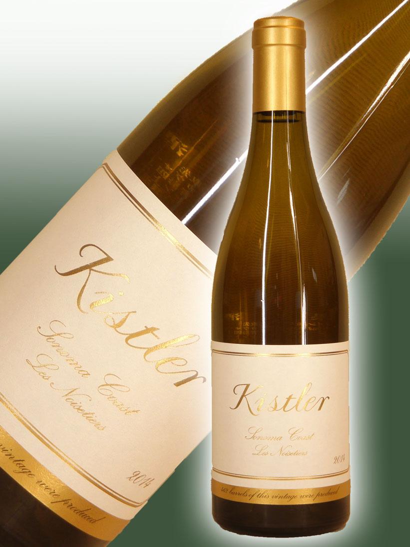 キスラー・ヴィンヤーズ シャルドネ レ・ノワゼッティエール[2014]【750ml】Kistler Vineyards Chardonnay Les Noisetiers