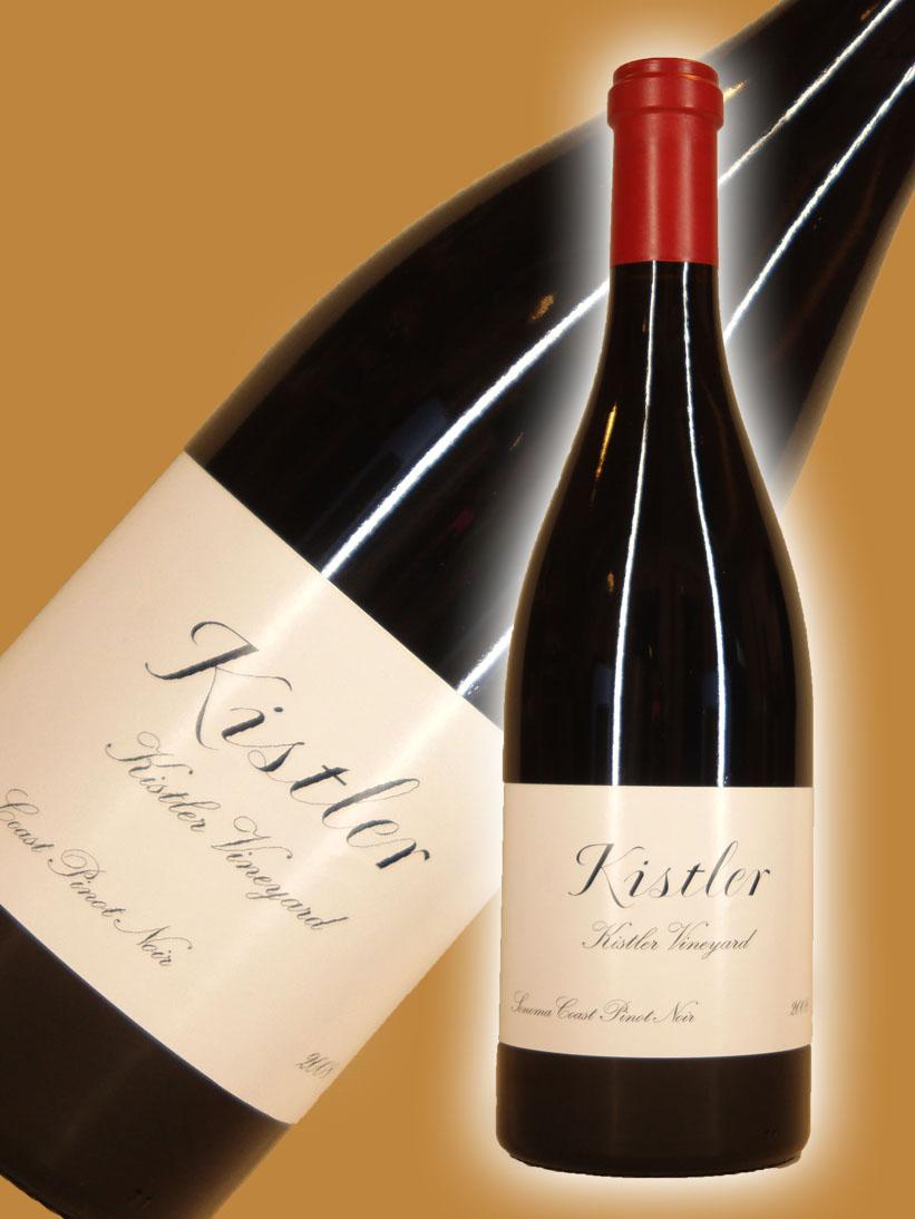 キスラー・ヴィンヤーズ ピノ・ノワール・キスラー・ヴィンヤード[2008]【750ml】Kistler Vineyards Pinot Noir Kistler Vineyard