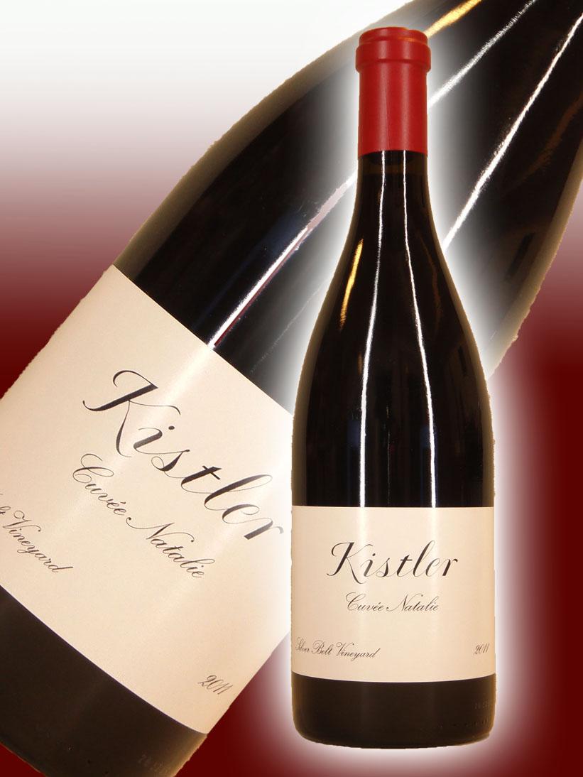 キスラー・ヴィンヤーズ ピノ・ノワール・シルバー・ベルト・ヴィンヤード・キュヴェ・ナタリー[2011]【750ml】Kistler Vineyards Pinot Noir Silver Belt Vineyard Cuvee Natalie