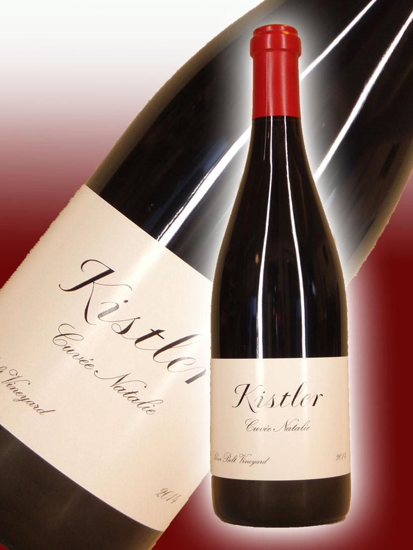 キスラー・ヴィンヤーズ ピノ・ノワール・シルバー・ベルト・ヴィンヤード・キュヴェ・ナタリー[2014]【750ml】Kistler Vineyards Pinot Noir Silver Belt Vineyard Cuvee Natalie
