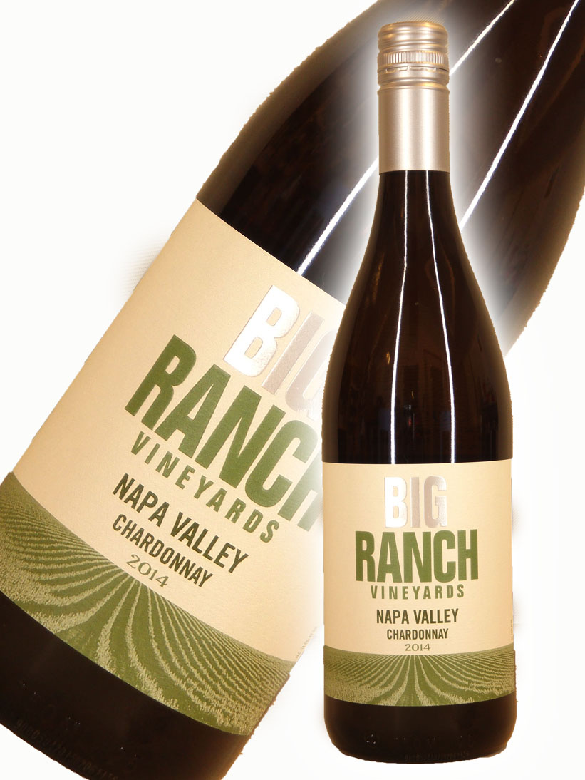 ビッグ ランチ シャルドネ ナパ ヴァレー 信頼 2014 750ml Napa Chardonnay セールSALE%OFF Big Ranch Valley