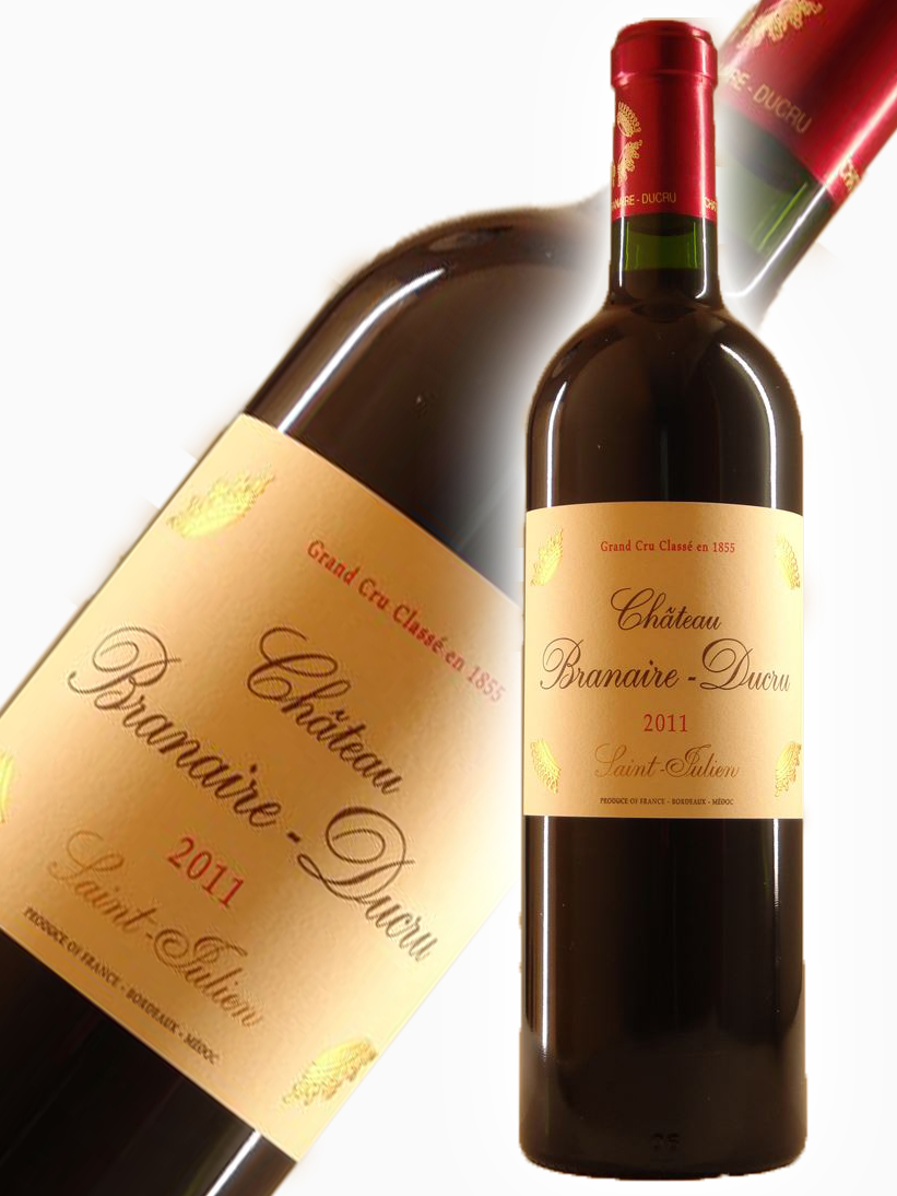 シャトー・ブラネール・デュクリュ [2011] 【750ml】 Chateau Branaire Ducru