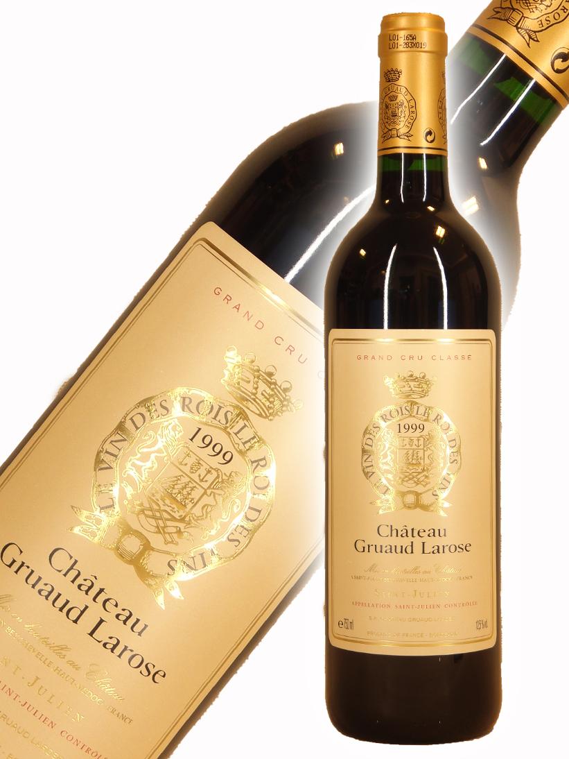 シャトー・グリュオ・ラローズ[1999]【750ml】Chateau Gruaud Larose