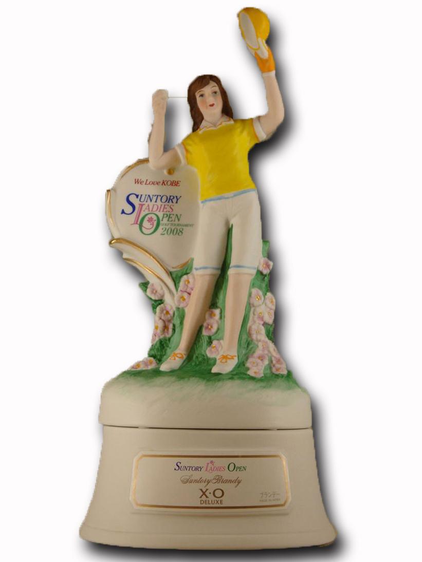サントリー レディース・オープン2008記念ボトル・ブランデー・XOデラックス[500ml] Suntory Ladies Open 2008 Brandy XO deluxe
